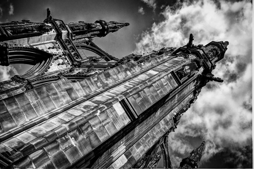 -The Scott Monument-