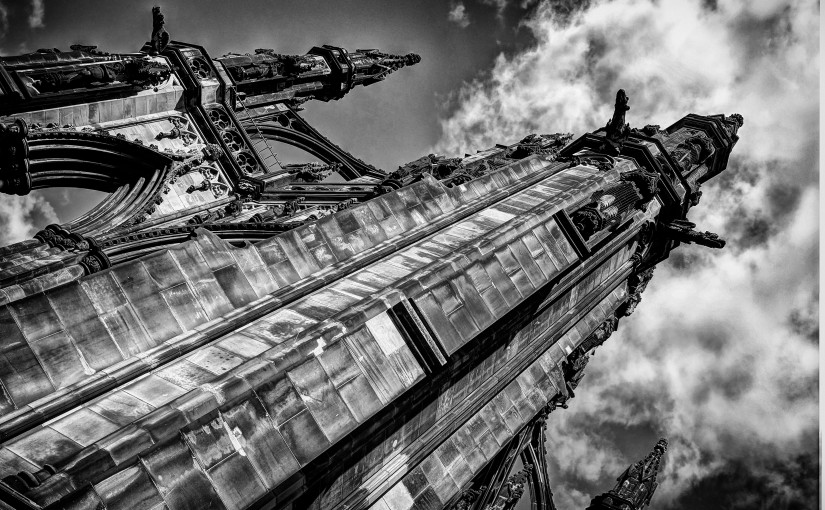 -The Scott Monument-